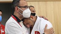 """Bakan Kasapoğlu'ndan milli sporcuya: """"Kendini üzme daha yolun açık"""""""
