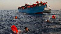 Libya açıklarında can pazarı: En az 57 göçmen hayatını kaybetti