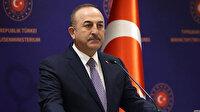 Bakan Çavuşoğlu Tunuslu mevkidaşı ile görüştü: Türkiye'den darbeye karşı destek
