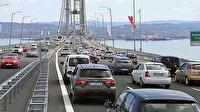 Osmangazi Köprüsü rekor kırdı: Bir günde 64.406 araç geçti