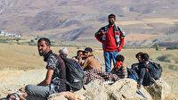 Yasa dışı yollardan ülkeye giren Afgan mülteciler konuştu: İran askerleri bizi döverek silah zoruyla Türkiye sınırına bıraktı