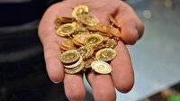 Kapalıçarşı'da çeyrek altın 801 lira oldu