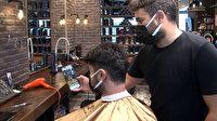 Berberine 'sanal gerçeklik' getirdi: Tıraş olmadan önce saç modeli görebiliyorsunuz