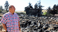 Hurda deposu küle dönmüştü: 17 tekne yandı! Hasar 8 milyon lira