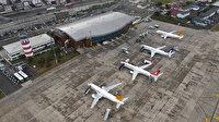 Trabzon Havalimanı'nda tüm zamanların rekoru kırıldı