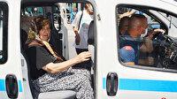 Alzheimer hastası kadını taksiciler almadı: İmdada zabıta ekipleri yetişti