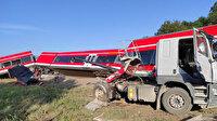 Polonya'da tren kazası: 8 yaralı