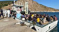 Çanakkale'de 231 düzensiz göçmen yakalandı