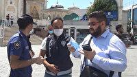 İstanbul'da yabancı uyruklulara yönelik denetim