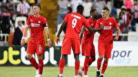 Sivasspor UEFA Konferans Ligi'nde tur atladı