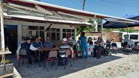 Mobil aşı ekipleri faaliyetlerine devam ediyor: Kahvehanelerde aşı çalışması