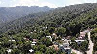 Sıcaktan kaçanlar bu köyde serinliyor: Şehir merkezine 10 dakika