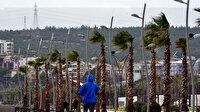 Batı ve Doğu Akdeniz için fırtına uyarısı: Saatteki hızı 70 kilometreyi bulacak