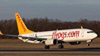 Pegasus'tan yangın bölgelerindeki yolcularına ücretsiz bilet değişikliği hakkı