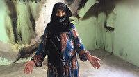 Tek odalı evinde yangın çıktı giyecek kıyafeti bile kalmadı: 81 yaşındaki Şemse nine yardım bekliyor