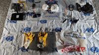 Mardin'de bombalı eylem hazırlığındaki terörist 2 kilogram plastik patlayıcı ile yakalandı