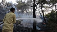 Tarım ve Orman Bakanı Pakdemirli açıkladı: 98 orman yangınının 88'i kontrol altında