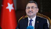 Cumhurbaşkanı Yardımcısı Oktay'dan 'Başkale' paylaşımı: Devletimiz yaralara merhem olacaktır