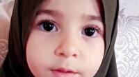 Azerbaycanlı minik Hebibe'den Türkiye'ye dua: Allah'ım sen Türk halkını koru