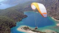 Fethiye'de paraşüt uçuşlarına yasak