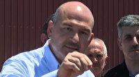 İçişleri Bakanı Süleyman Soylu'dan milletvekiline sert tepki