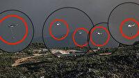 Fahrettin Altun'dan 'helikopter' manipülasyonlarına fotoğraflı yanıt: Tek karede 5 tane