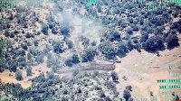 İHA'larla alevlere 'nokta atışı' müdahale: Görüntüler anlık takip ediliyor