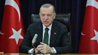 Cumhurbaşkanı Erdoğan: Yangınlarla ilgili yardıma hazır olduğunu bildiren ülkelere teşekkür ederim