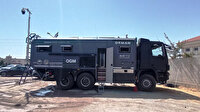 Türkiye'nin tek 'mobil yangın koordinasyon merkezi' görev başında