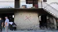 Manavgat'ta yangın bölgesinde 'kırmızı çarpı' detayı: Yıkılacak evler işaretleniyor