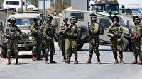 İşgalci İsrail güçleri Batı Şeria'da 6 Filistinliyi yaraladı