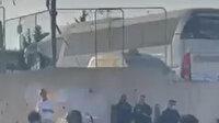 İşgalci İsrail askerlerinden Filistinli çocuklara sert müdahale