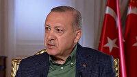 Cumhurbaşkanı Erdoğan: Muhalefet yalan terörü estiriyor