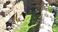 Şırnak Gabar Dağı'nda doğa yürüyüşünde keşfedildi: Tam bin 700 yıllık