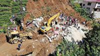 """Rize'deki sel ve heyelandan etkilenen vergi mükellefleri için """"mücbir sebep hali"""" ilan edildi"""