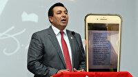 CHP Muğla Milletvekili Mürsel Alban yangın afetini PR çalışmasına çevirip sms attı