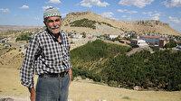 Çöplüğü ormana çeviren Mardinli Şeyhmus amcadan 'fidan dikin' çağrısı
