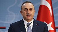 Dışişleri Bakanı Çavuşoğlu'dan Yunan mevkidaşı Dendias'a geçmiş olsun telefonu