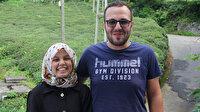 Endonezyalı gelin: Ülkesinden 8 bin 677 km uzaktaki Rize'ye gelin geldi