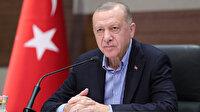 Cumhurbaşkanı Erdoğan'dan Busenaz'a tebrik telefonu