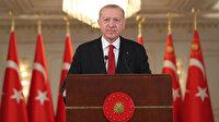Cumhurbaşkanı Erdoğan'dan Hicri yeni yılı tebriği