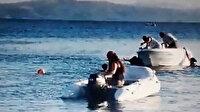Sürat teknesi faciaya neden oldu