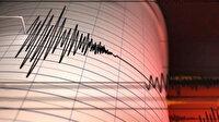 Datça açıklarında bir deprem daha