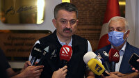Bakan Pakdemirli'den Azerbaycanlı yangın söndürme ekibine teşekkür: Tek millet olduğumuzu ispat ettiler