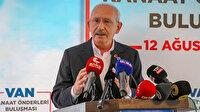 Kılıçdaroğlu'ndan devleti katliam yapmakla itham eden akademisyenlere söz: İktidar olduğumuzda görevlerinize döneceksiniz