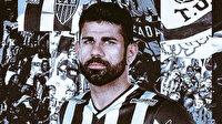 Beşiktaş'ın transfer listesindeki Diego Costa kararını verdi