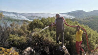 OGM Müdürü Karacabey: 54 şehirdeki 299 orman yangını kontrol altında
