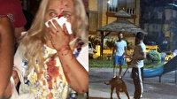Çocuk parkında pitbull dehşeti: Komşuları güçlükle kurtardı adeta ölümden döndü
