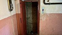 Kırşehir'de acı olay: Yaşlı kadın asansör boşluğunda ölü bulundu