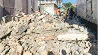 7.2'lik deprem Haiti'yi vurdu
